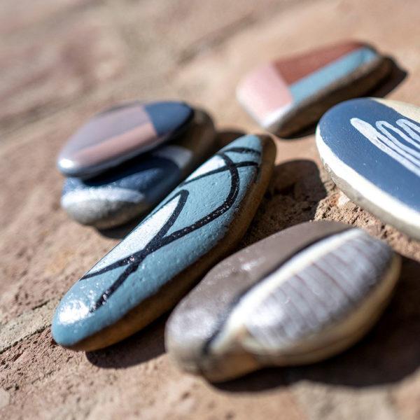 Poetry Of Neutrals Stones 2